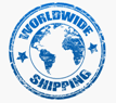 Worldwide Shipping