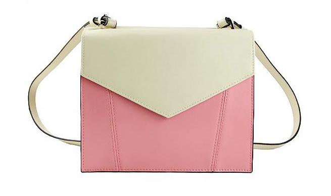 Biela Crossbody bag